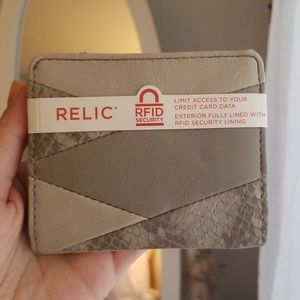 Relic RFID Wallet
